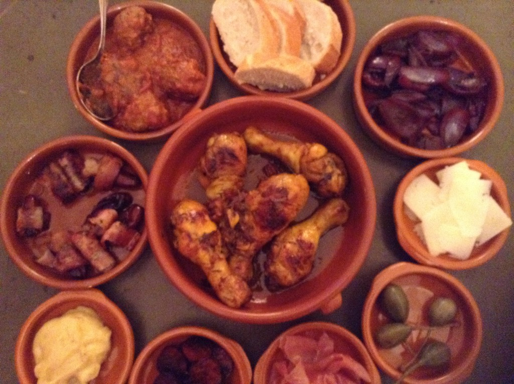 Tapas made with love